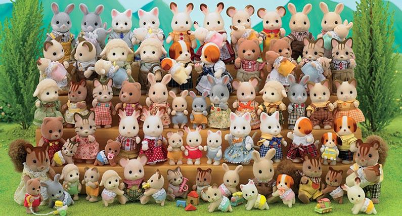 Comprar juguetes Familia Sylvanian baratos