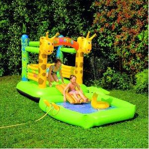 Juguetes colchonetas castillos y piscinas hinchables for Piscina hinchable ninos