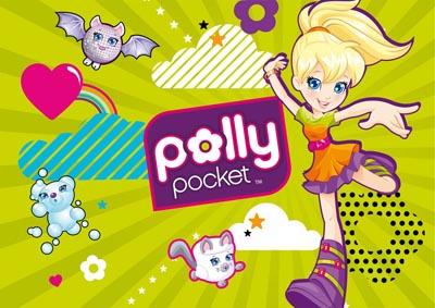 Comprar juguetes de la Polly Pocket - Catálogo