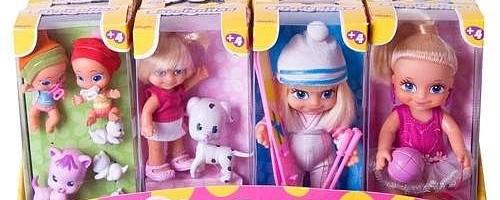 Comprar muñecas y juguetes de las Barriguitas baratos