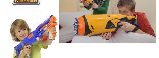 Juegos Nerf - Comprar juguetes y accesorios