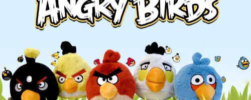 Juegos y juguetes de Angry Birds