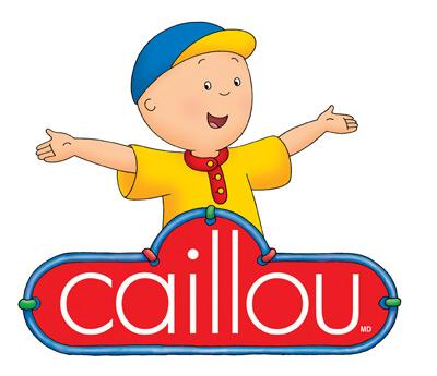Comprar libros y juguetes de Caillou