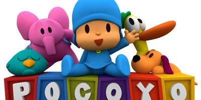 Juguetes de Pocoyó y sus amigos