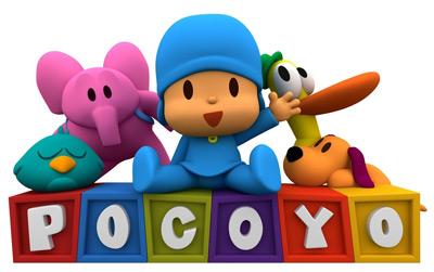 Comprar Juguetes de Pocoyó y sus amigos