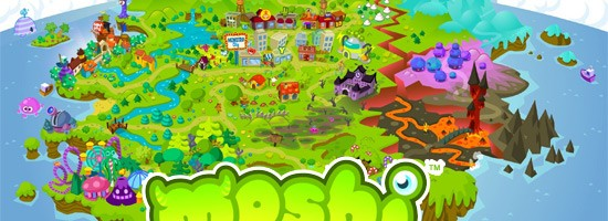 Juguetes Moshi Monsters