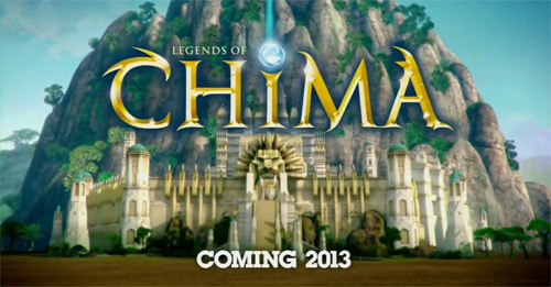 Comprar Lego Legends of Chima