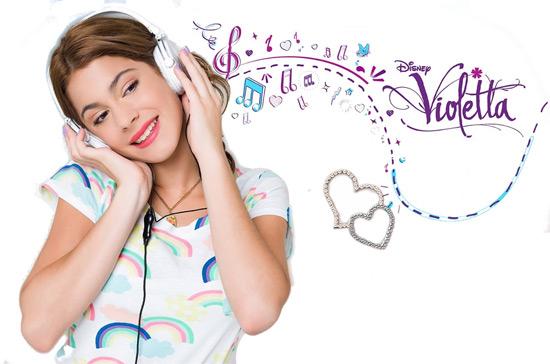 Comprar juguetes Violetta (Disney)