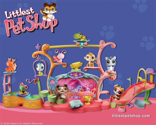 Juguetes Littlest Pet Shop
