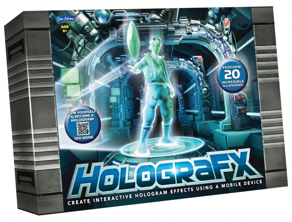Comprar HolograFX