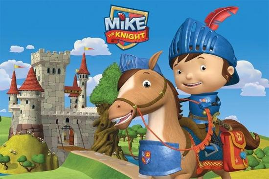 Juguetes de Mike el Caballero