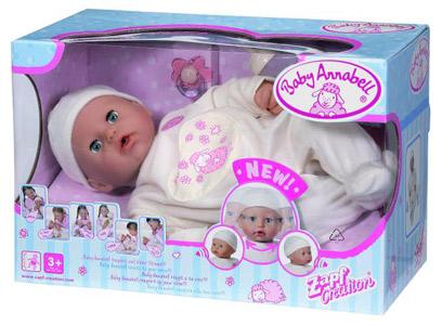 Comprar muñecos Baby Annabell