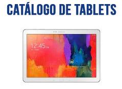 Catálogo de Tabletas