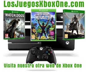 Catálogo de los Juegos de la Xbox One para comprar online