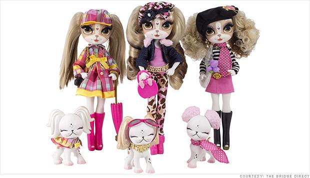 Comprar las muñecas Pinkie Cooper