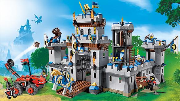 Comprar Lego Castle