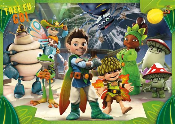 Comprar juguetes y muñecos de Tree Fu Tom