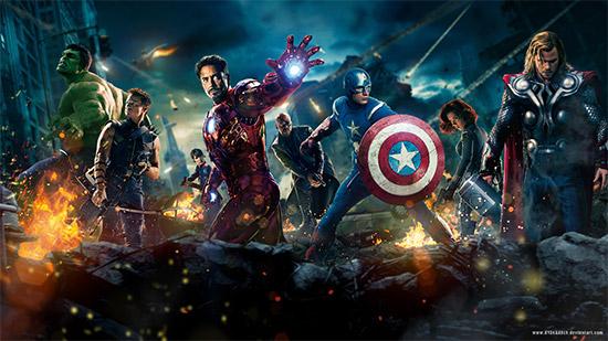 Comprar juguetes de Los Vengadores de Marvel
