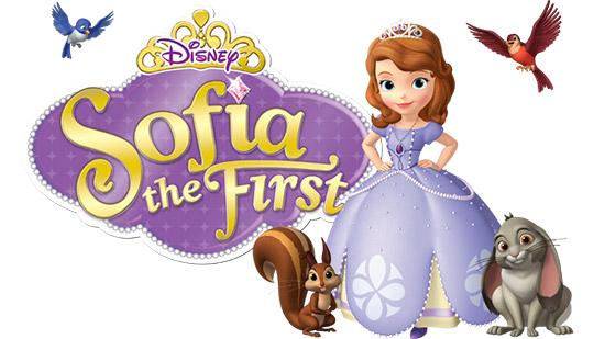 Juguetes de la Princesa Sofía