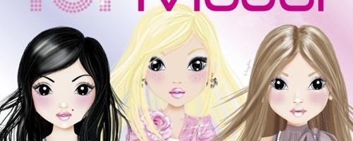 Catálogo de juguetes de Top Models