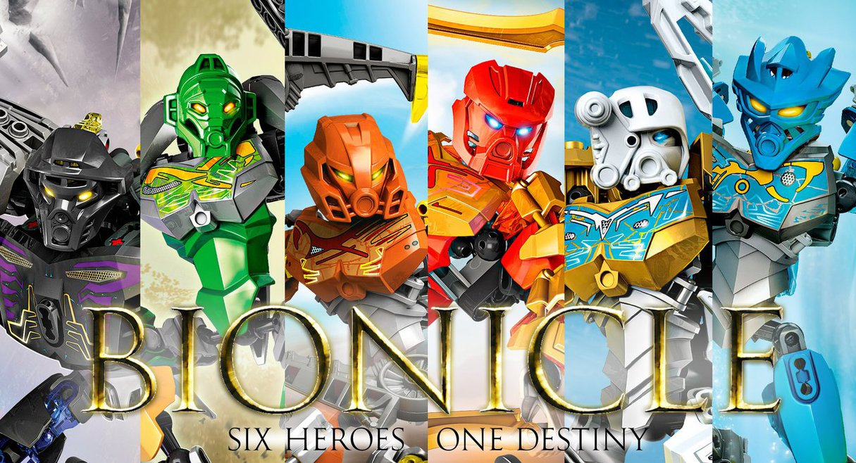 Comprar Lego Bionicle