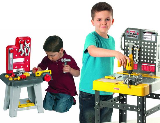 Catálogo de herramientas de juguete para comprar online