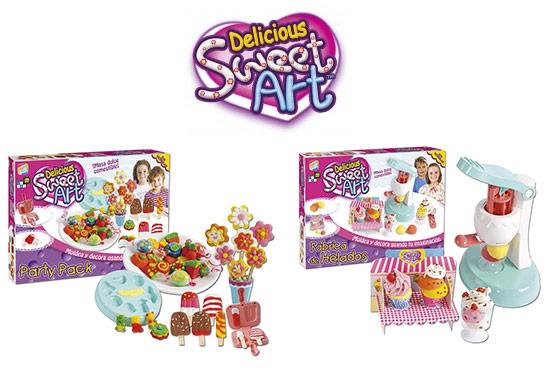 Comprar juguetes de Sweet Art