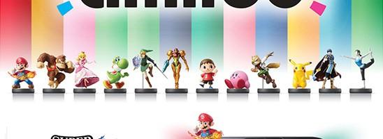 Comprar figuras de Amiibo Nintendo