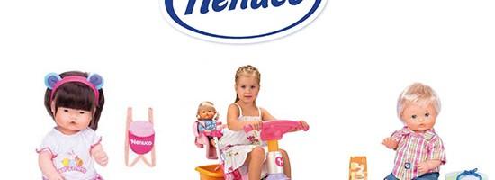 Juguetes y muñecos de Nenuco para comprar online baratos