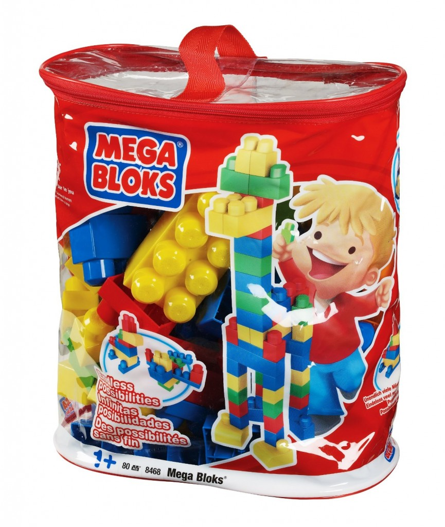 Comprar Mega Bloks First Builders
