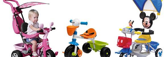 Catálogo para comprar triciclos baratos