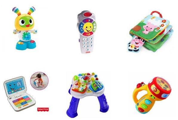 Comprar Juguetes con sonido para bebés