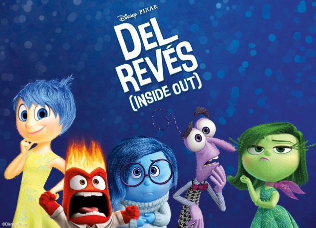 Comprar juguetes Del Revés (Inside Out)