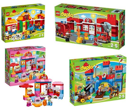 Comprar juguetes de Lego Duplo baratos