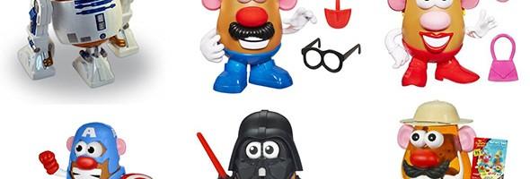 Juguetes y muñecos de Mister Potato