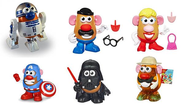 Comprar Juguetes y muñecos de Mister Potato