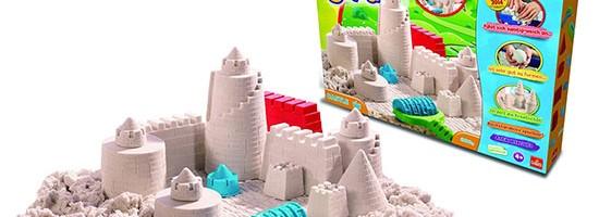 Comprar juguetes Super Sand moldea con arena