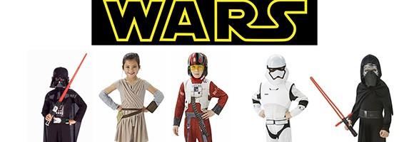 Comprar Disfraces de Star Wars