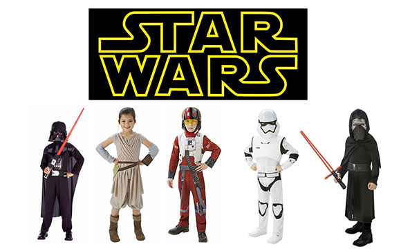 Comprar Disfraces de Star Wars