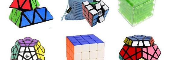 Cubos mágicos y de Rubik