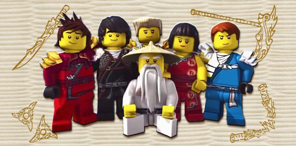 Comprar juguetes de Lego Ninjago
