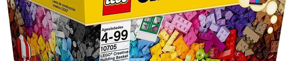 Juguetes de Lego Classic a buen precio