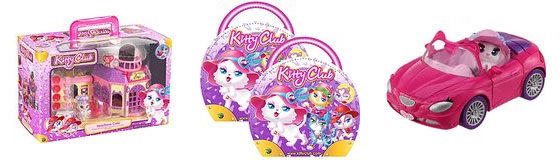 Comprar juguetes de Kitty Club