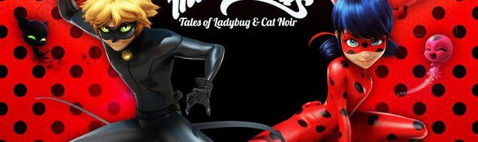 Juguetes de Ladybug y Cat Noir