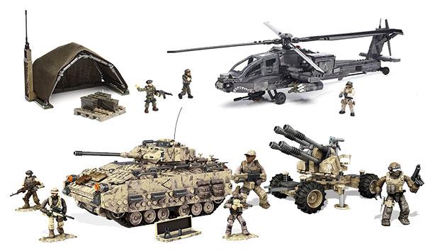 Comprar Mega Bloks Call of Duty baratos