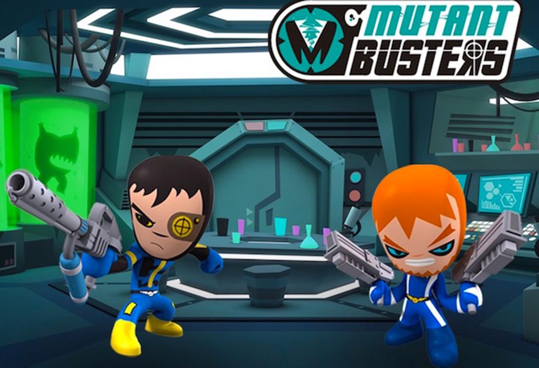 Comprar juguetes de Mutant Busters