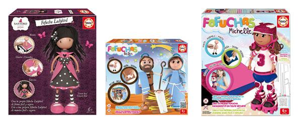 Muñecas Fofuchas para comprar