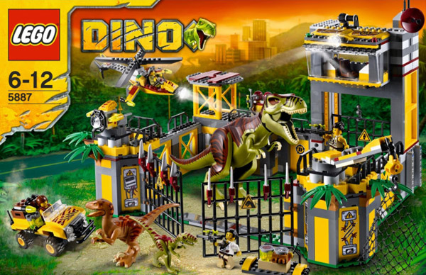 Comprar Lego Dino baratos