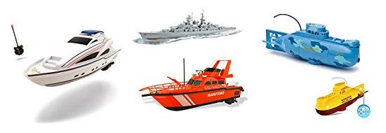 Comprar barcos de radio control baratos