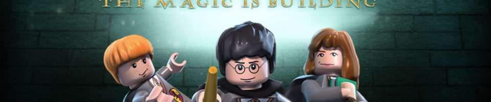 Comprar Lego Harry Potter